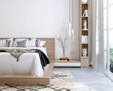 【新生活】おしゃれベッド選びはベッド専門通販サイトで決めよう【引越し】